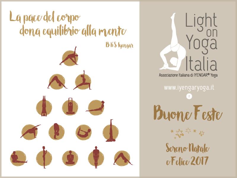 Auguri Di Natale Yoga.Auguri Associazione Iyengar Yoga