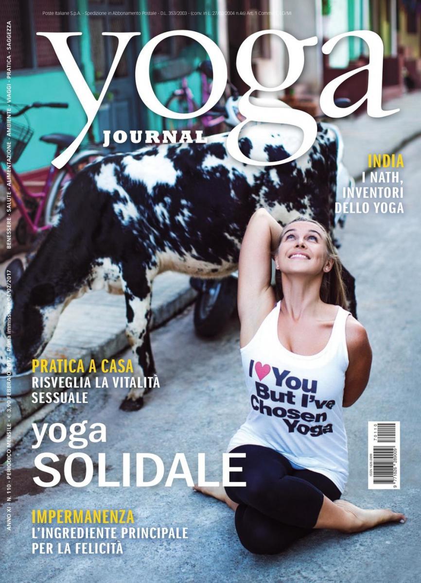 IYENGAR® Yoga  rubrica di Yoga Therapy su Yoga Journal ... 55e2cf285a98